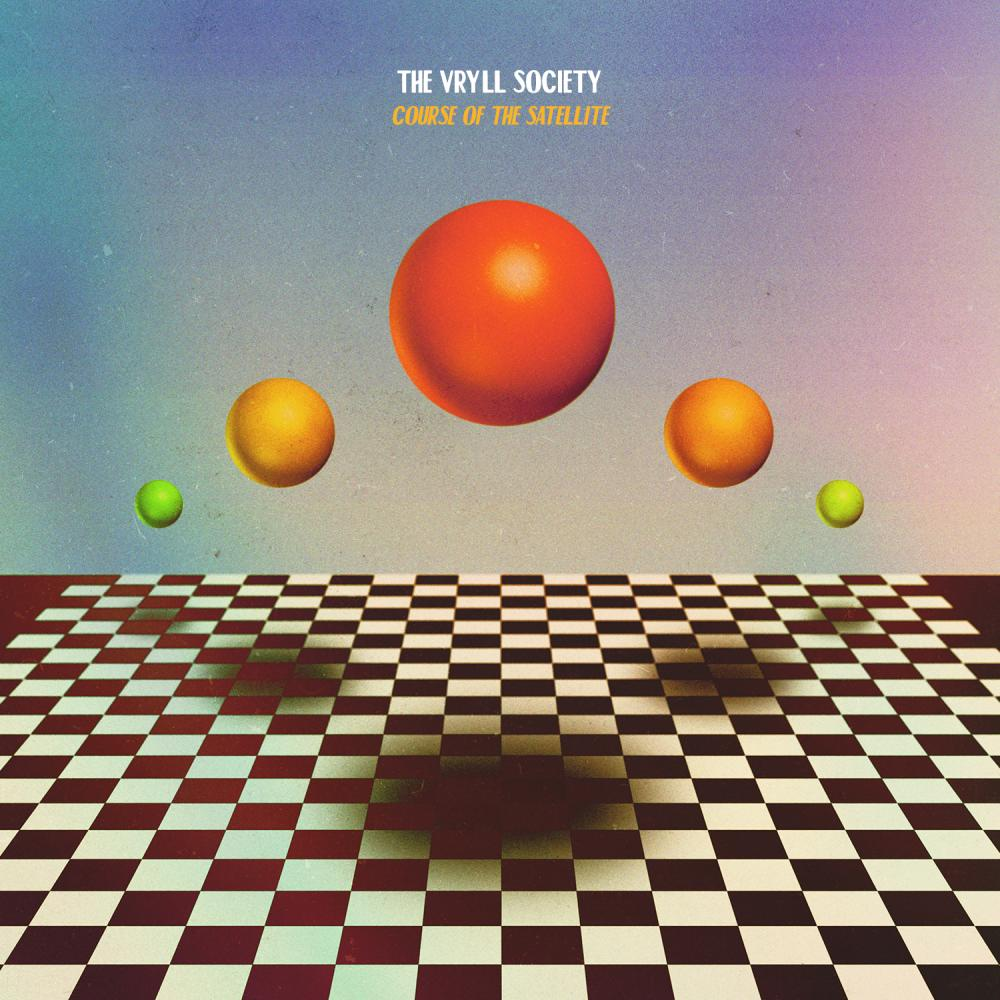 Buy Online The Vryll Society - Course Of The Satellite Digital Album