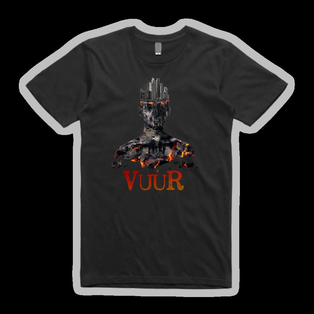 Buy Online VUUR - Cities T-Shirt