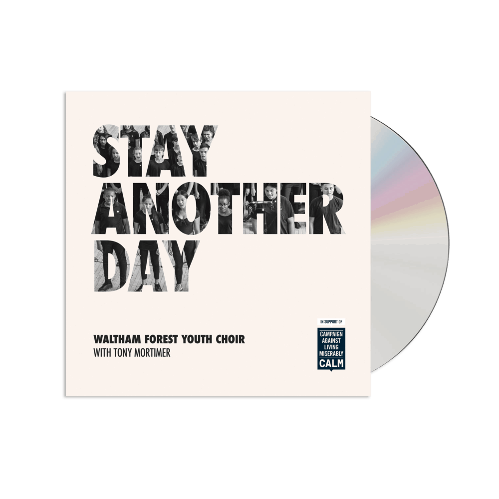 Buy Online Waltham Forest Youth Choir - Stay Another Day