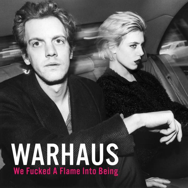 Buy Online Warhaus - We Fucked A Flame Into Being Black Vinyl LP (Heavyweight)