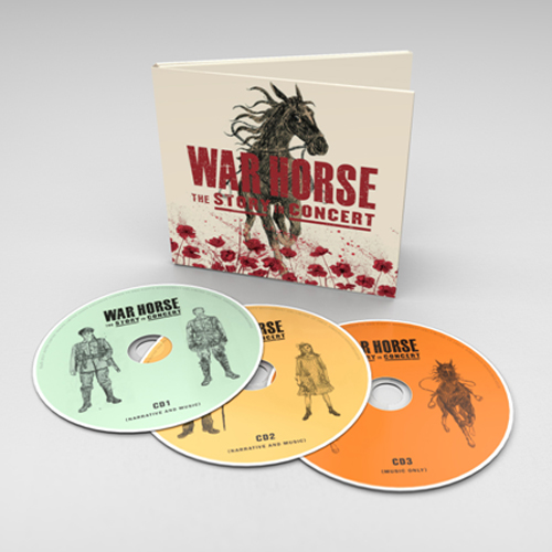 Buy Online War Horse - The Story In Concert: Standard CD Album