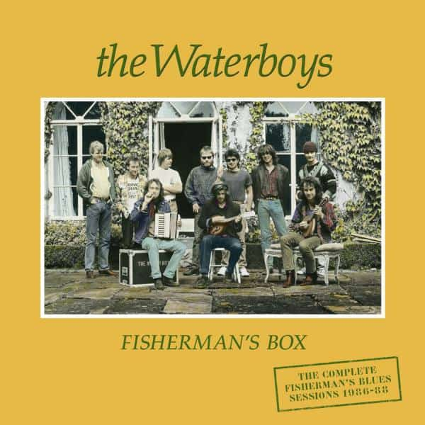 Buy Online The Waterboys - Fisherman's Box 6-Disc Clamshell
