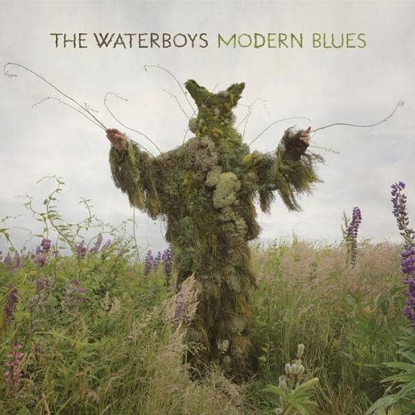Buy Online The Waterboys - Modern Blues CD Album (w/ Exclusive Signed Artwork Print)