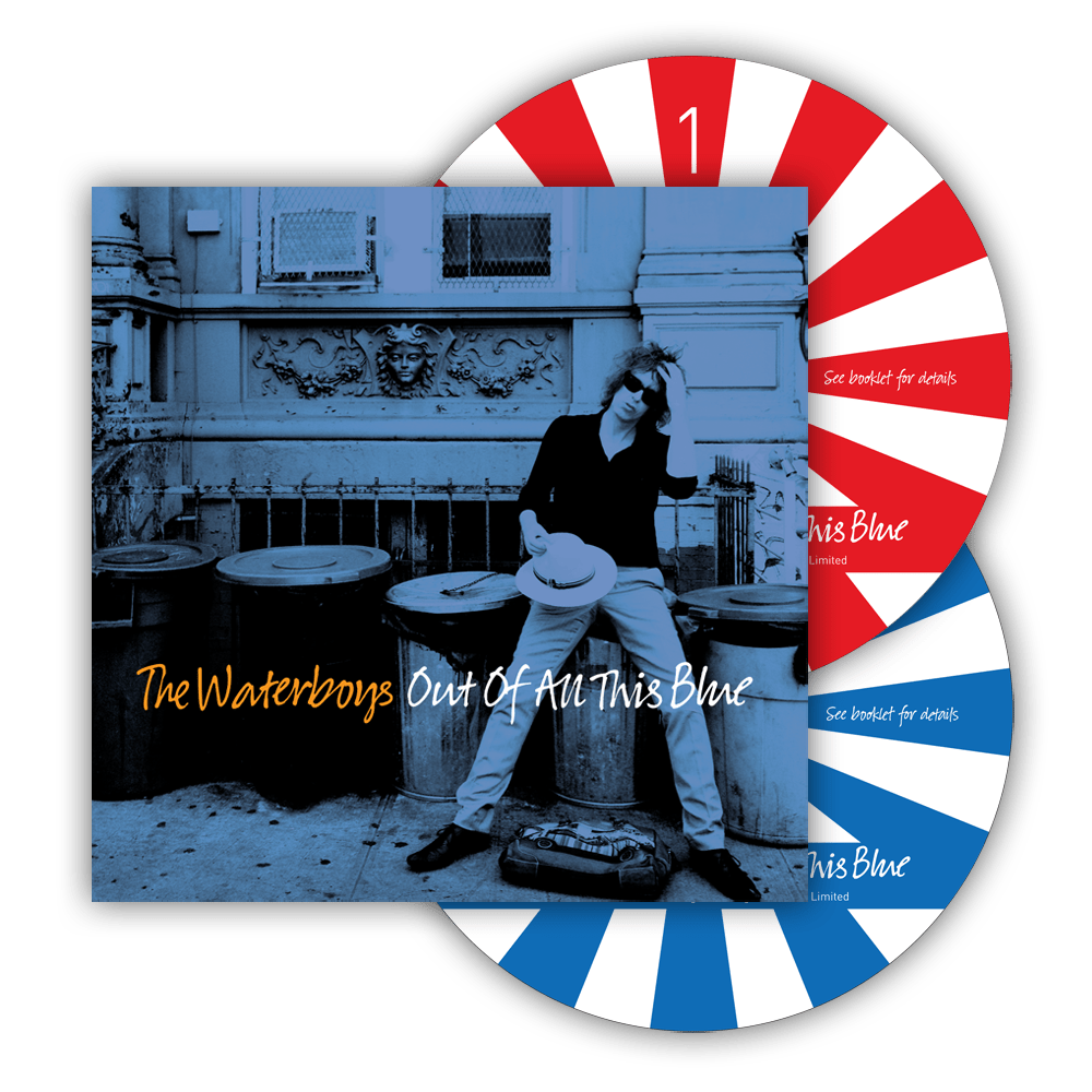 Buy Online The Waterboys - Out Of All This Blue