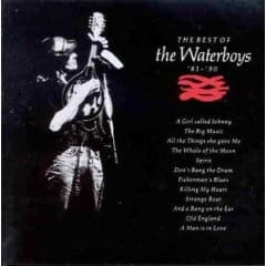 Buy Online The Waterboys - Best Of The Waterboys 1981-1990 CD Album