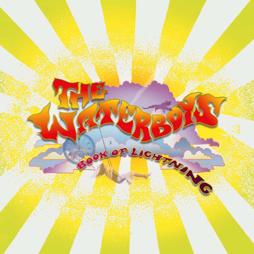 Buy Online Waterboys - Book Of Lightning Digital Album