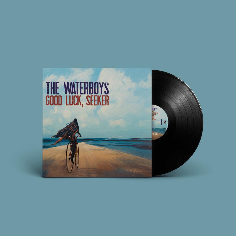 Buy Online The Waterboys - Good Luck, Seeker