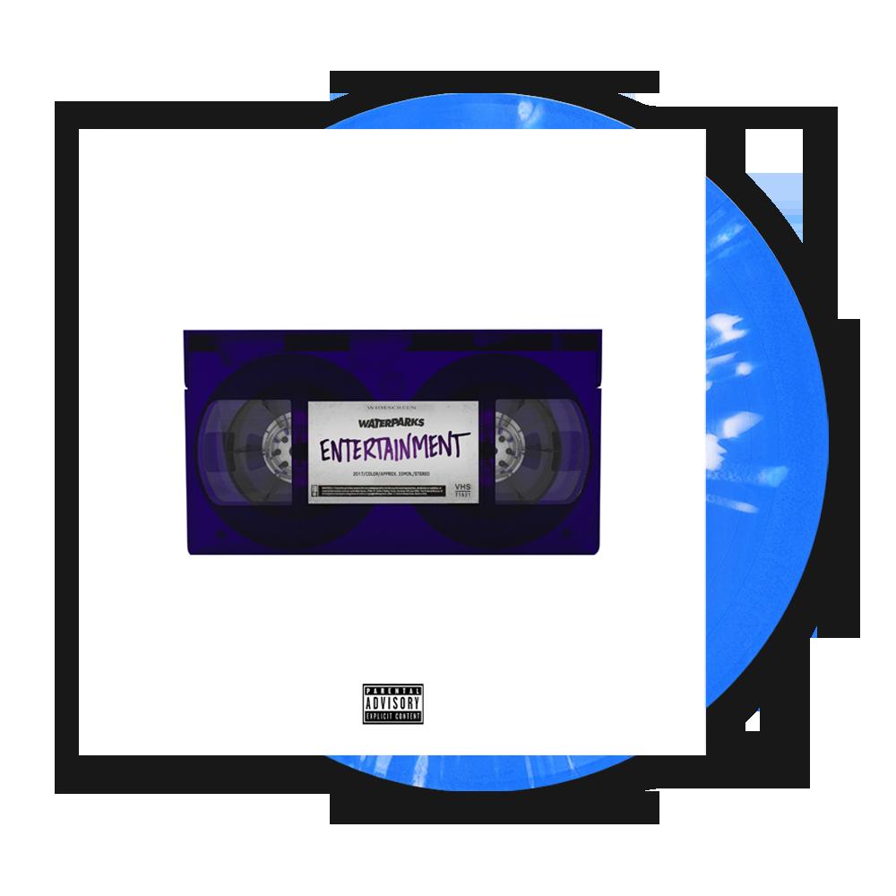 Buy Online Waterparks - Entertainment Vinyl LP (Ltd Edition Coloured Vinyl)