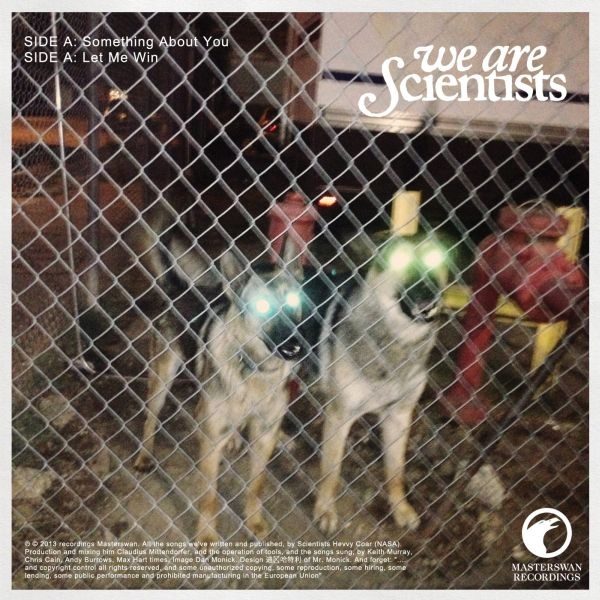 Buy Online We Are Scientists - Something About You 7-Inch Vinyl