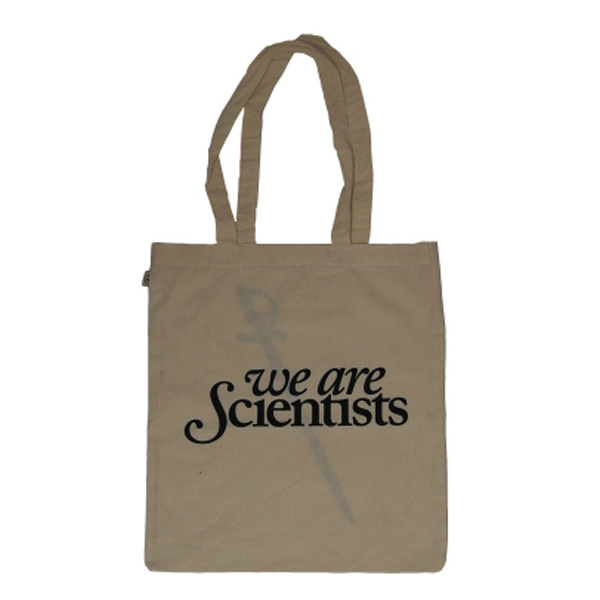 Buy Online We Are Scientists - Sword Logo Tote Bag