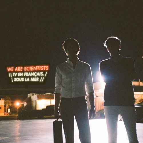 Buy Online We Are Scientists - TV En Francais, Sous La Mer 12-Inch Vinyl LP