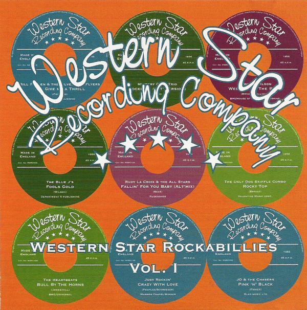 Buy Online Various Artists - Western Star Rockabillies Vol. 1 CD Album