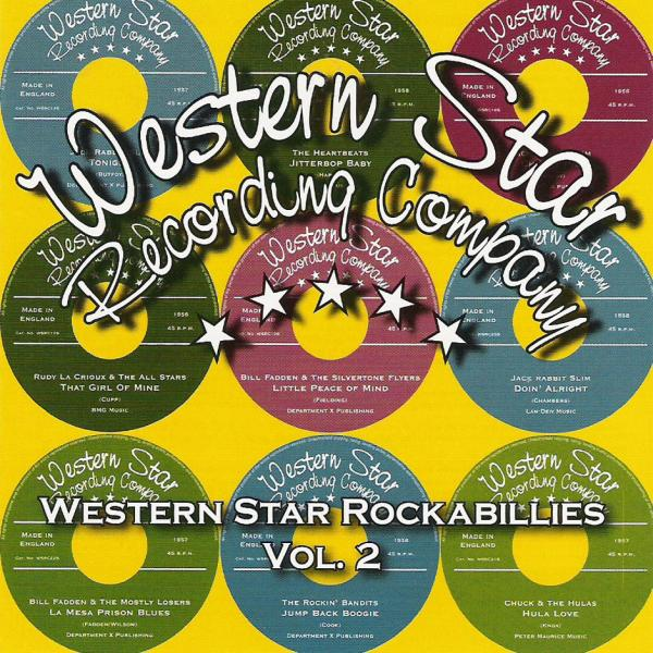 Buy Online Various Artists - Western Star Rockabillies Vol. 2