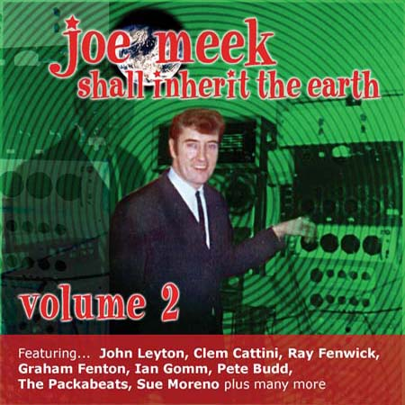 Buy Online Various Artists - Joe Meek Shall Inherit The Earth Vol. 2 CD Album