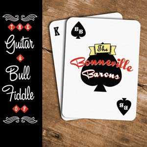 Buy Online The Bonneville Barons - The Guitar & Bull Fiddle Of... CD Album