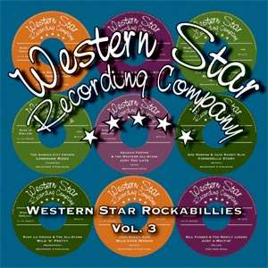 Buy Online Various Artists - Western Star Rockabillies Vol. 3 CD Album