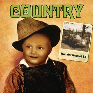 Buy Online Rockin' Rocket 88 - Country CD Album