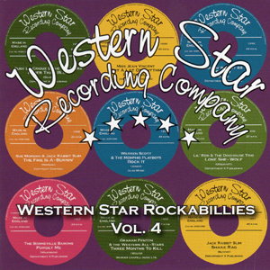 Buy Online Various Artists - Western Star Rockabillies Vol. 4 CD Album