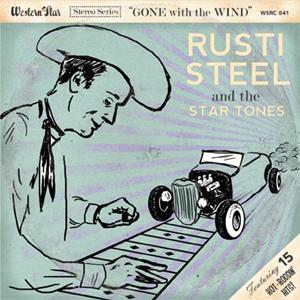 Buy Online Rusti Steel & The Star Tones - Gone With The Wind