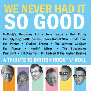 Buy Online Various Artists - We'd Never Had It So Good Vol. 1 CD Album