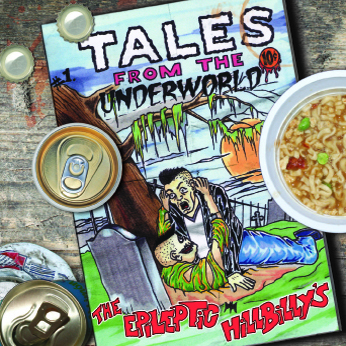 Buy Online The Epileptic Hillbilly's - Tales From The Underworld CD Album
