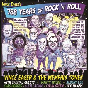 Buy Online Vince Eager - 788 Years Of Rock N Roll