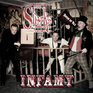 Buy Online The Sharks - Infamy CD Album