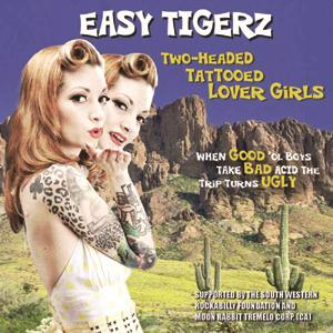 Buy Online Easy Tigerz - Two Headed Tattooed Lover Girls