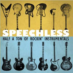 Buy Online Various Artists - Speechless – Half a Ton Of Rockin' Instrumentals 2CD Album
