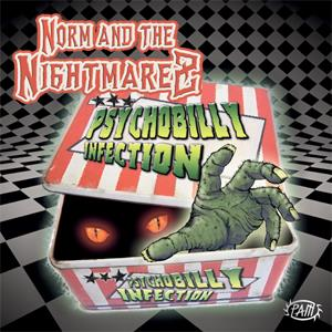 Buy Online Norm & The Nightmarez - Psychobilly Infection CD Album