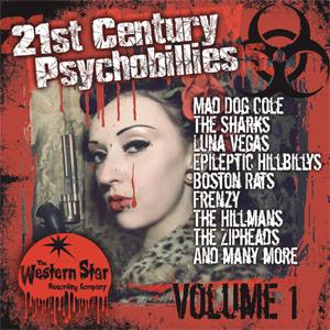 Buy Online Various Artists - 21st Century Psychobillies Vol. 1