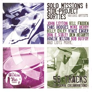 Buy Online Various Artists - Solo Missions & Side-Project Sorties 2CD Album