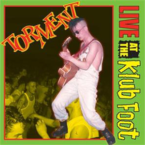 Buy Online Torment - Live At The Klub Foot