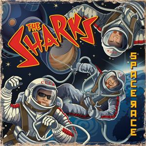 Buy Online The Sharks - The Space Race