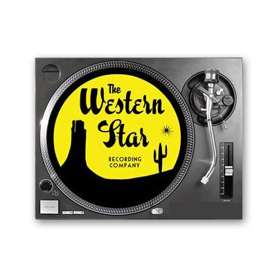 Buy Online Western Star - Turntable Slip-Mat