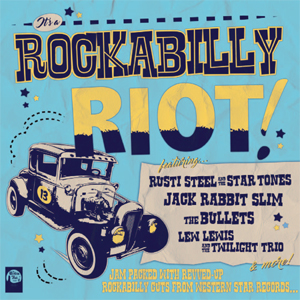 Buy Online Various Artists - It's A Rockabilly Riot CD Album
