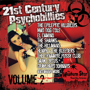 Buy Online Various Artists - 21st Century Psychobillies Vol. 2
