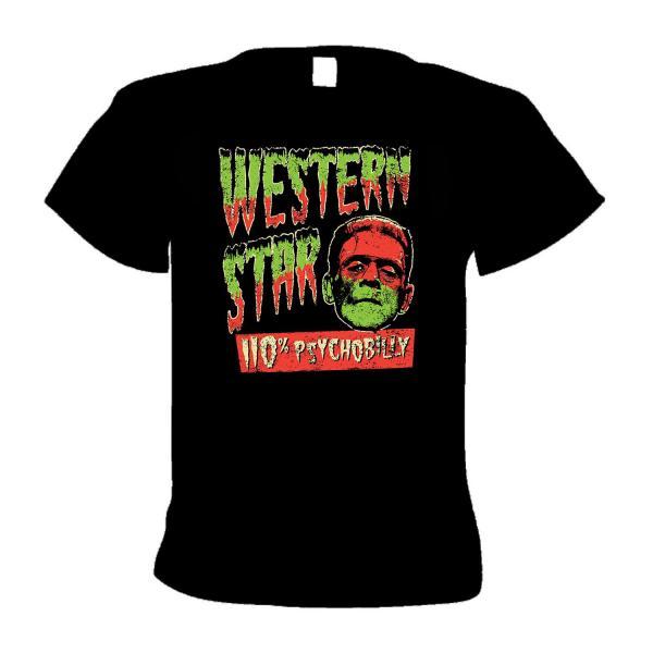 Buy Online Western Star - 110% Psycho T-Shirt