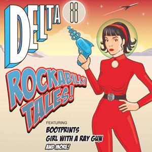 Buy Online Delta 88 - Rockabilly Tales 7-Inch Vinyl