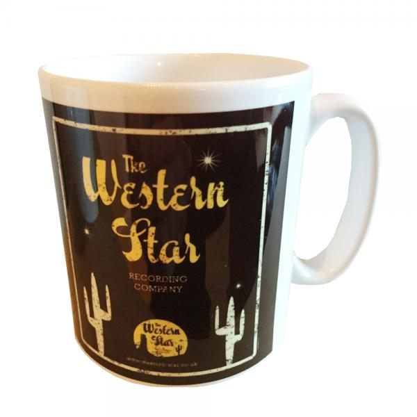 Buy Online Western Star - Black Sign Mug