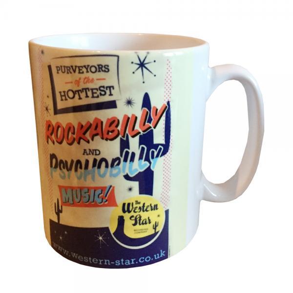 Buy Online Western Star - Hottest Psychobilly & Rockabilly Mug