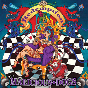 Buy Online The Malicious Dogs - Redemption CD Album
