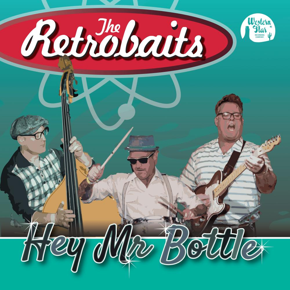Buy Online The Retrobaits - Hey Mr Bottle