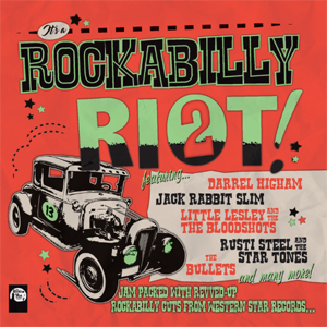 Buy Online Various Artists - It's a Rockabilly Riot Vol. 2 CD Album