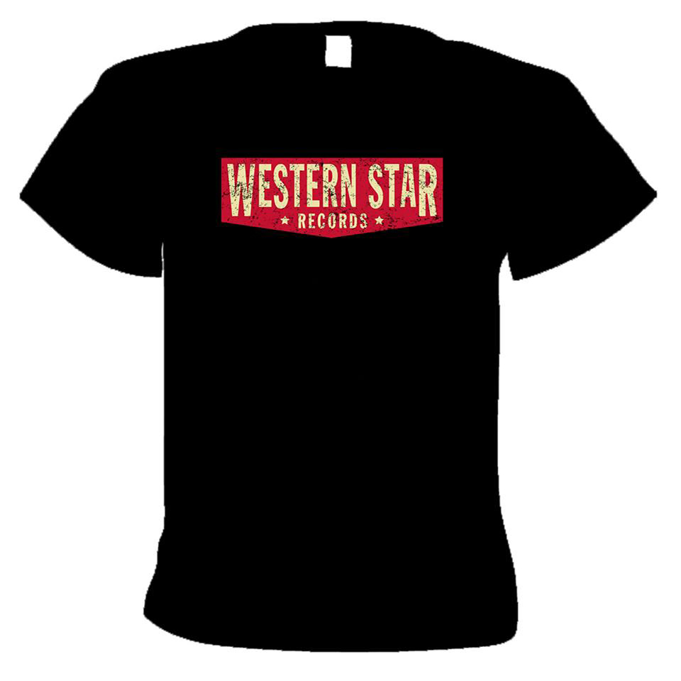 Buy Online Western Star - Drop Caps Logo T-Shirt
