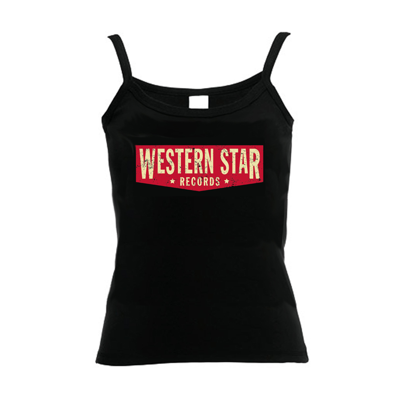 Buy Online Western Star - Ladies Drop Caps Logo Vest