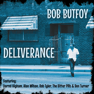 Buy Online Bob Butfoy - Deliverance CD Album