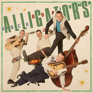 Buy Online The Alligators - Rock, Bop, Jump!