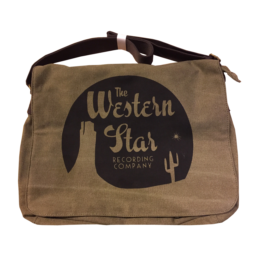 Buy Online Western Star - Khaki Messenger Bag