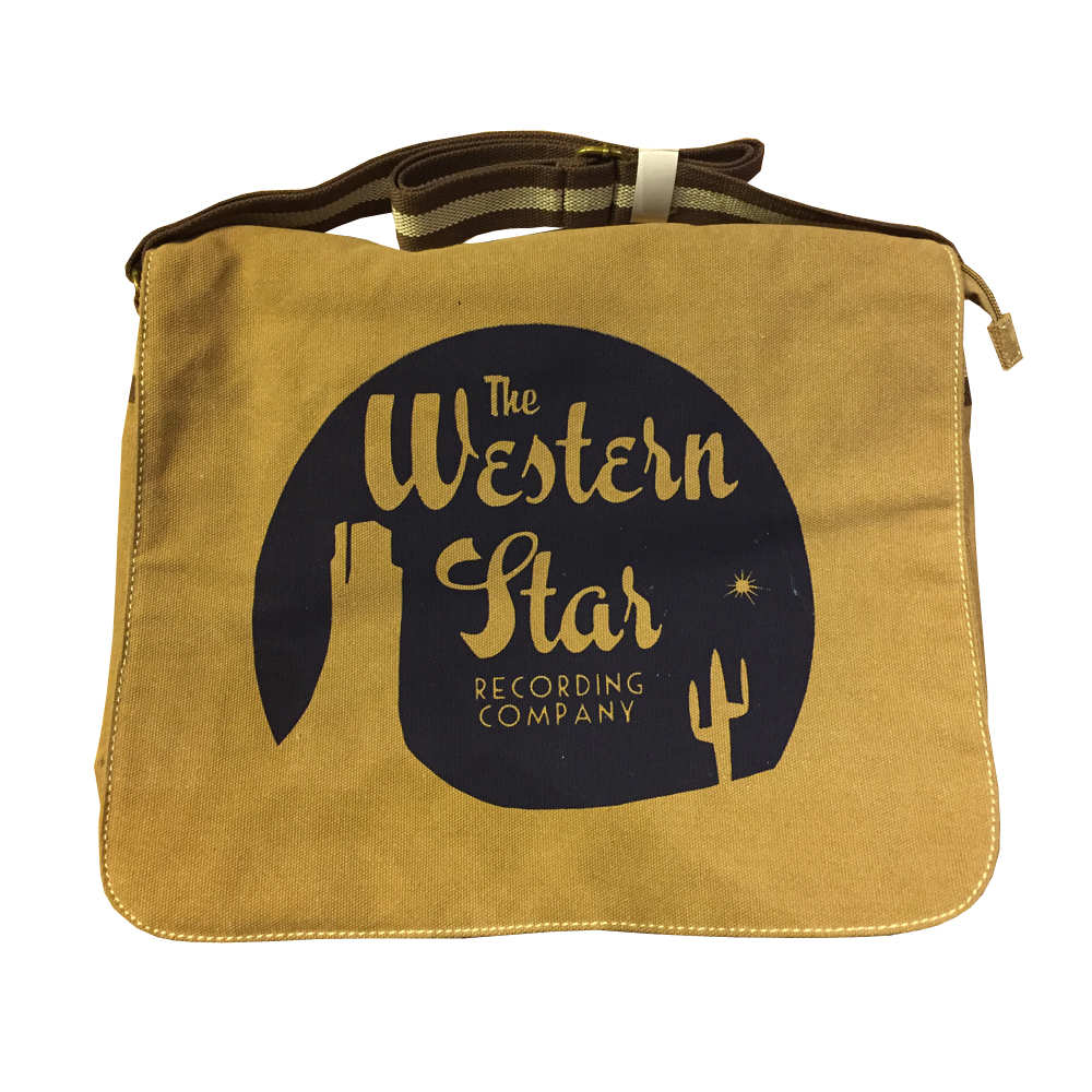 Buy Online Western Star - Sand Messenger Bag